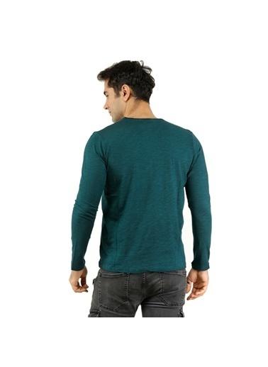 Phazz Brand Sweatshirt Yeşil
